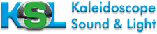 Kaleidoscope Sound & Light Logo